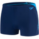speedo Boom Splice Aquashorts Men Navy/Windsor Blue